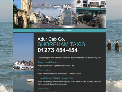 Adur Cab Co